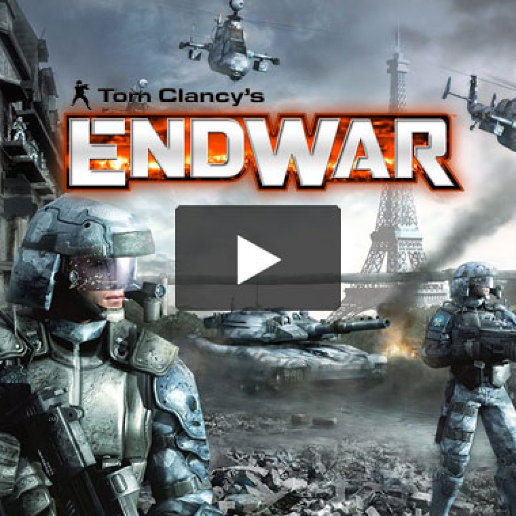 Tom Clancy's EndWar Vignette - Command Chain