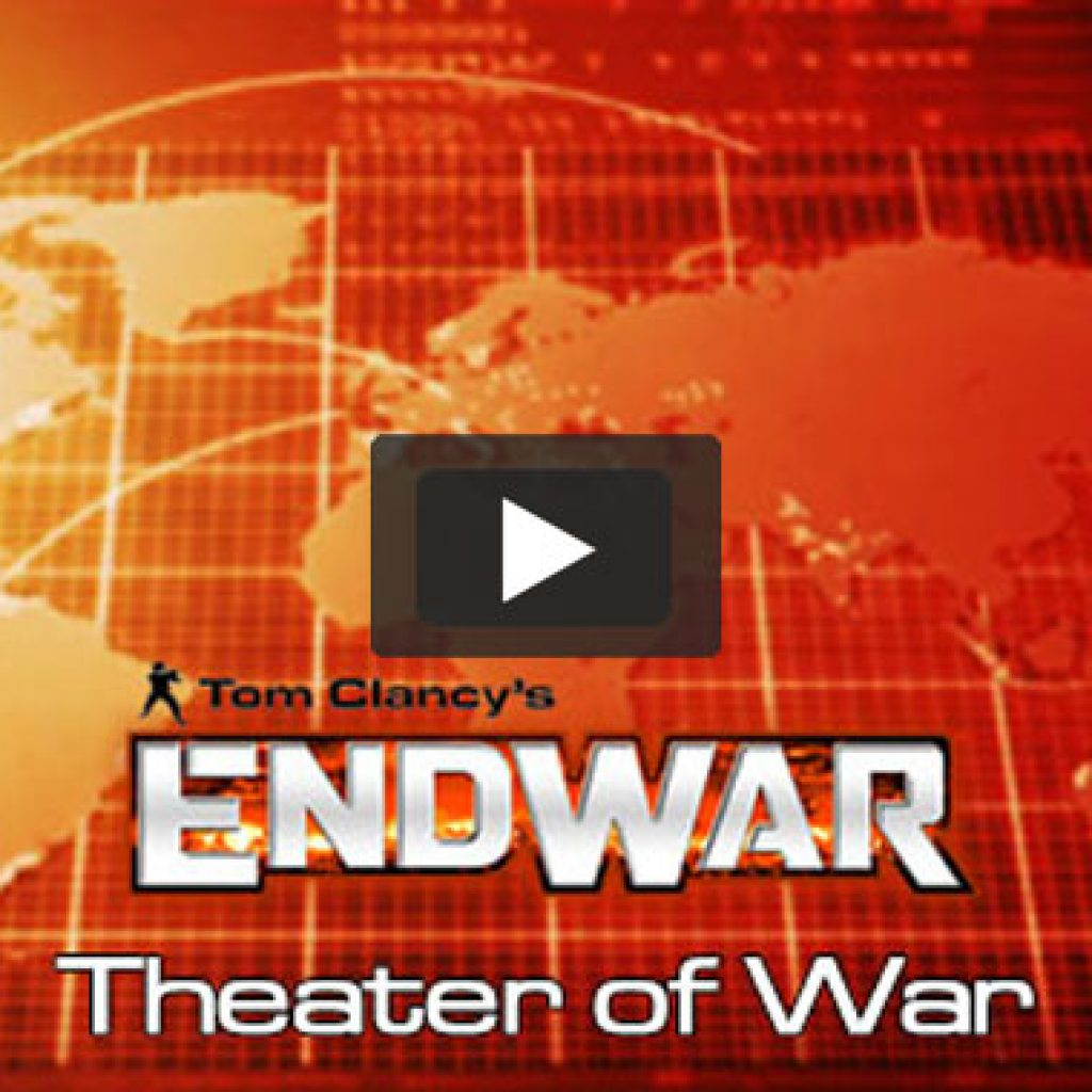Tom Clancy's Endwar Vignette - Theater of War