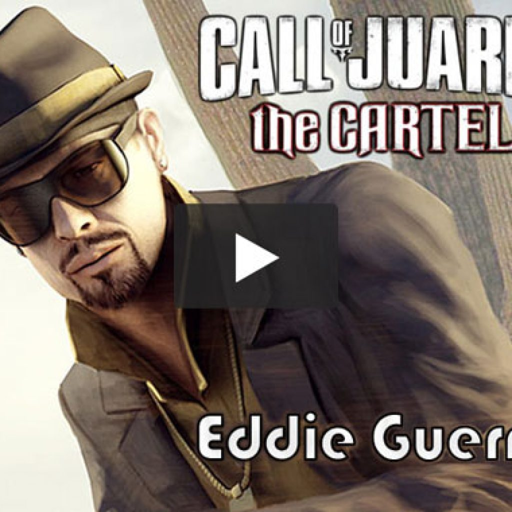 Call of Juarez: The Cartel 'Eddie Guerra'