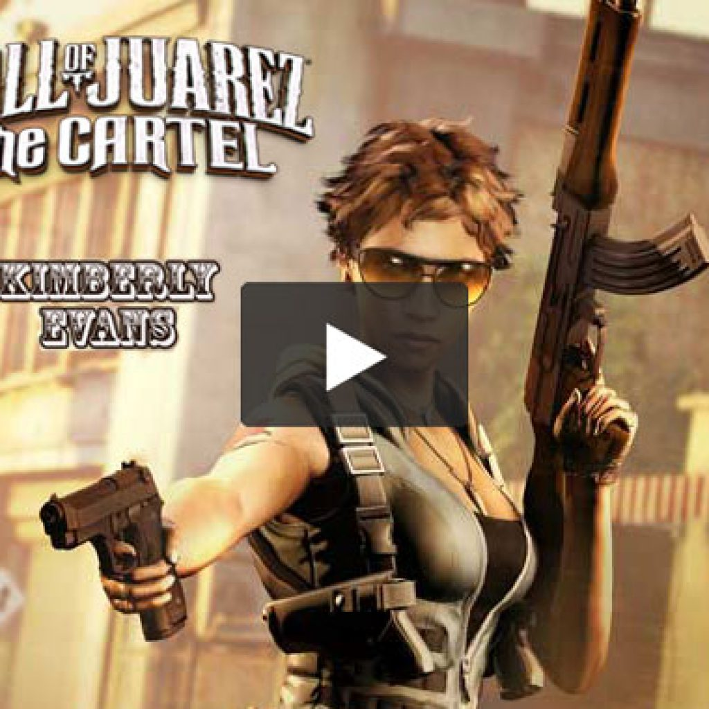 Call of Juarez: The Cartel 'Kim Evans'