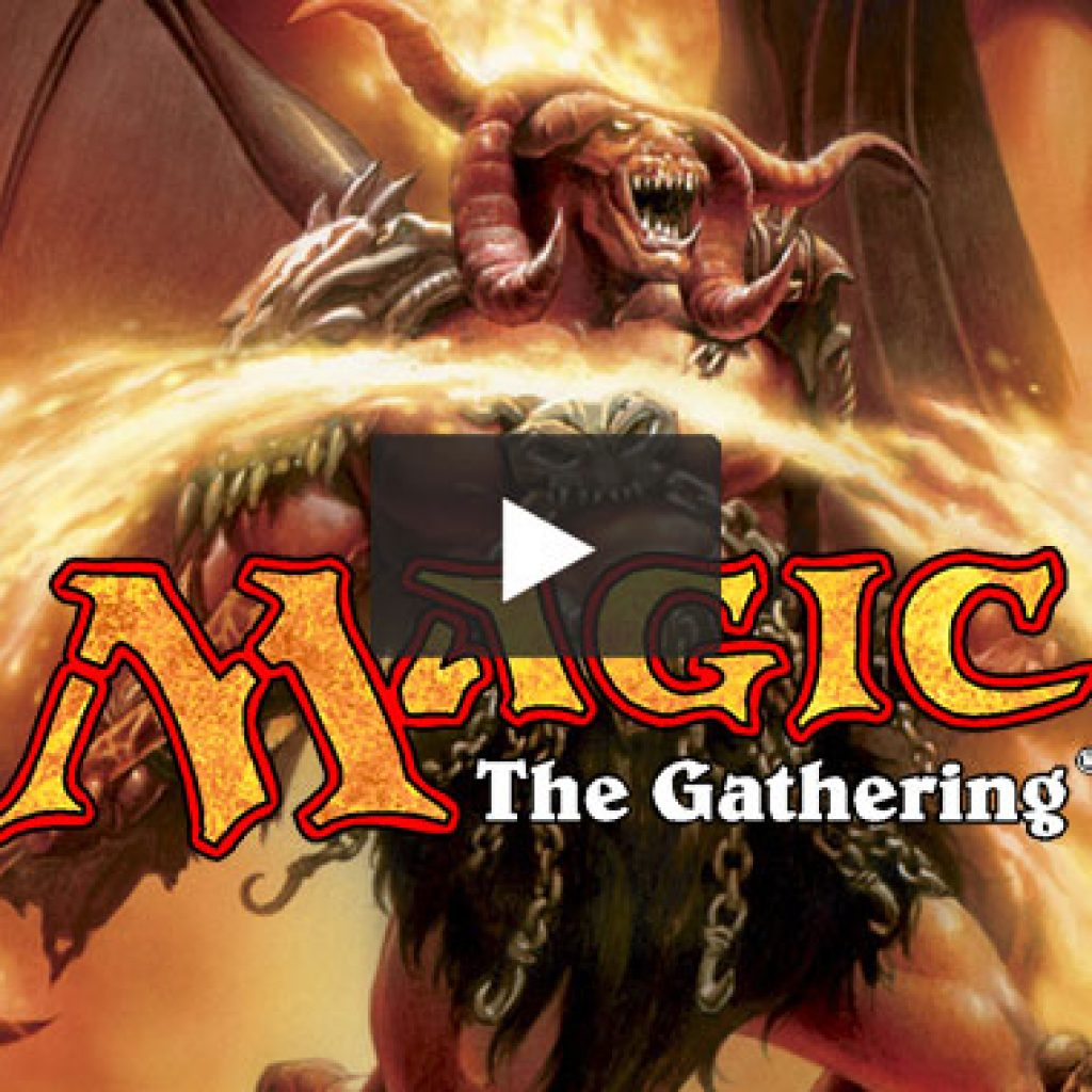Magic The Gathering - Motion Comic BTS