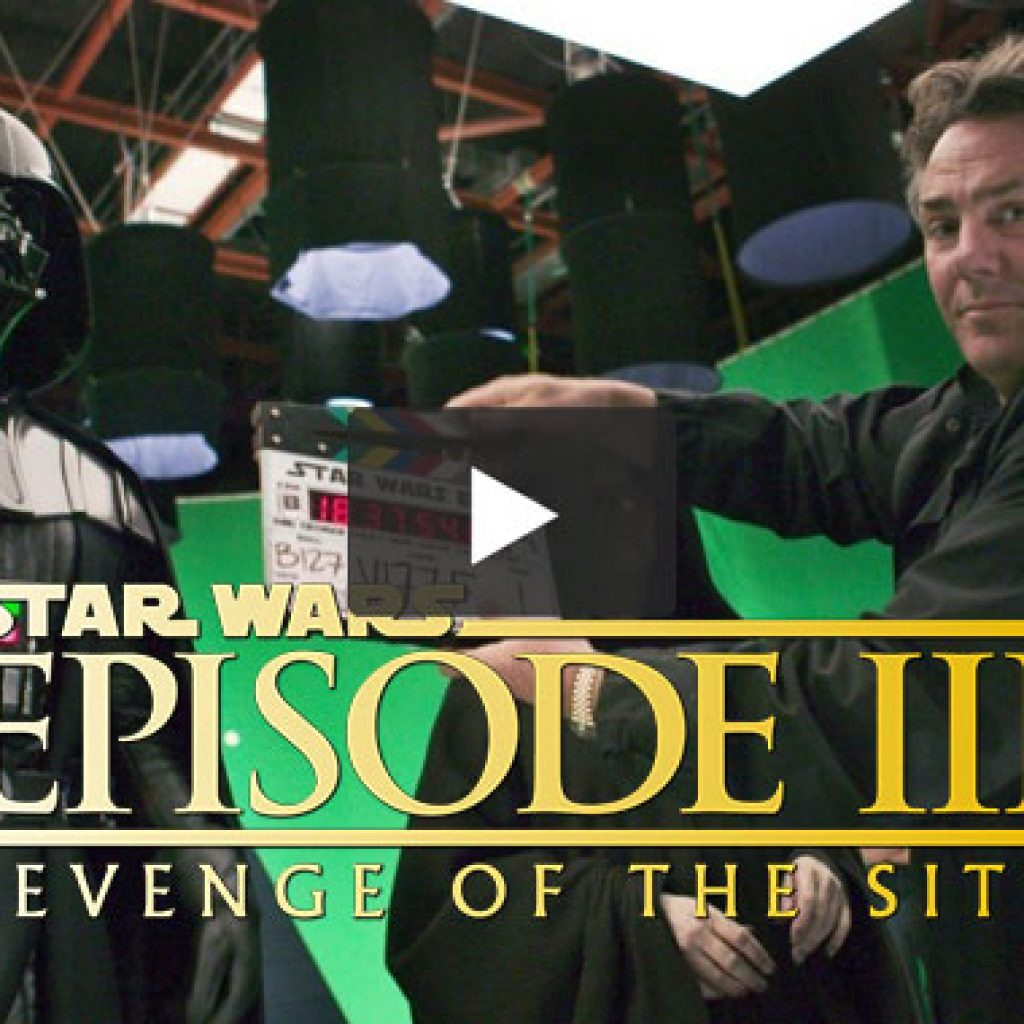 Star Wars Ep III: BTS 'B107'