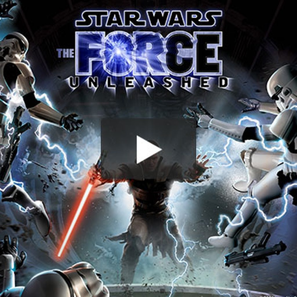 Star Wars The Force Unleashed - 'Release Trailer'