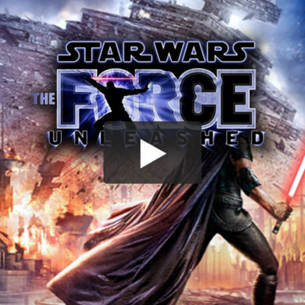 Star Wars The Force Unleashed - 'Teaser Trailer'