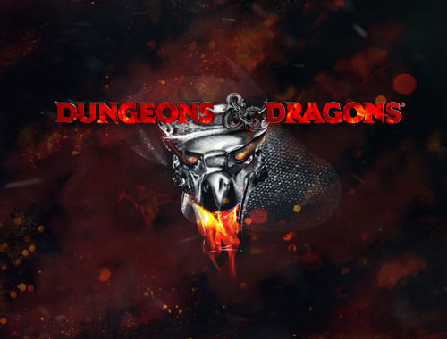 Dungeons & Dragons: Logo Design