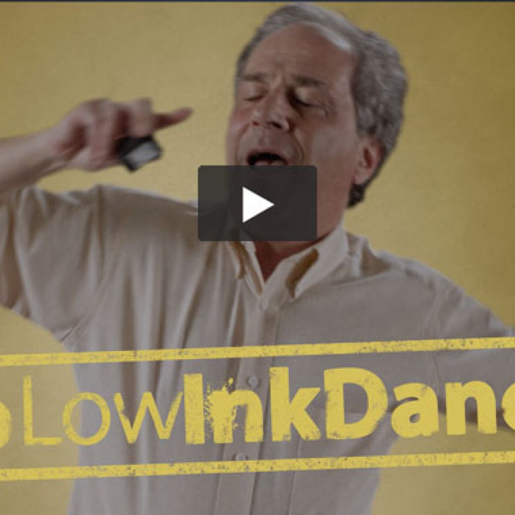 #NoLowInkDance - Yellow Vine