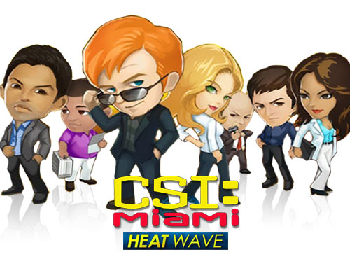 CSI: Miami Heat Wave