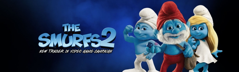 Kid's Video Game Trailer: The Smurfs 2