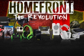 Homefront: The Revolution Interactive Map