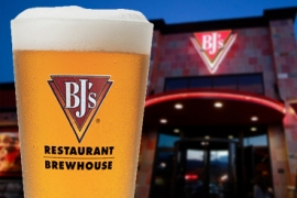 BJ's Restaurant & Brew House: Pint Class
